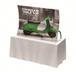 Formulate Tabletop Pop Up Stand